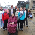Alzheimers-Memory-Walk-2014---Staff,-Family,-Residents-&-Mayor-of-Gateshead